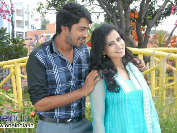 Sharmila takes comedy lessons from Naresh