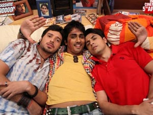 Still from Chashme Baddoor