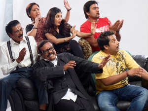 Mirchi Shiva's Thillu Mullu shooting wrapped up