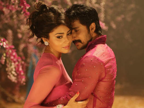 How is your chemistry with Shriya?