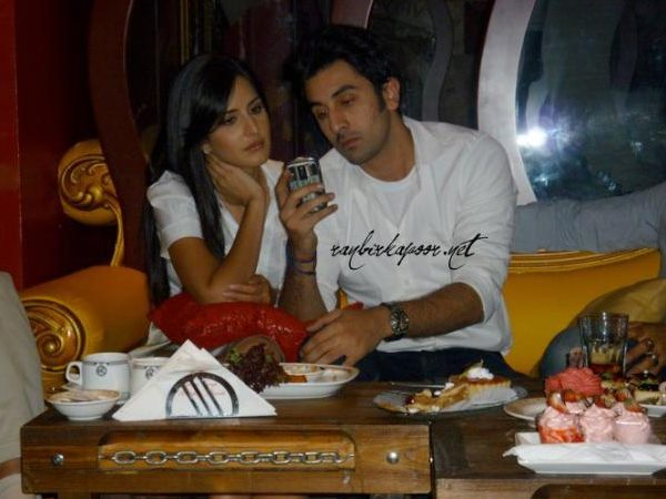 Ranbir And Kat Look Cute Together