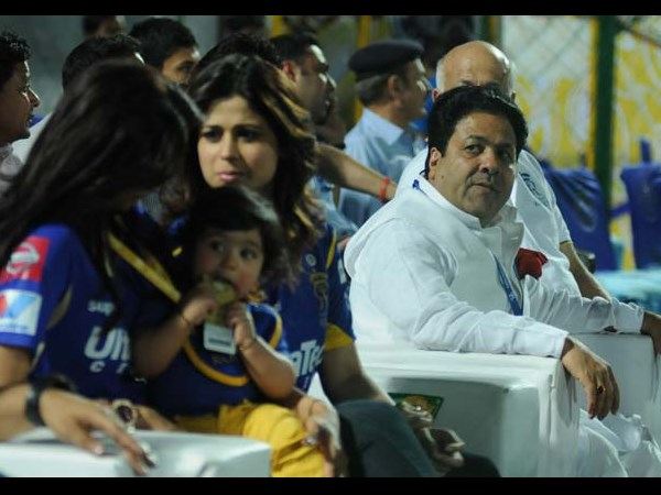 Shilpa Shetty   Son   Viaan Raj Kundra   IPL Match   Shilpa