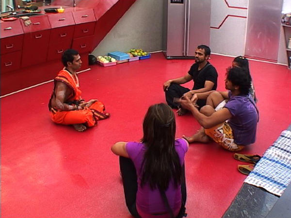 A Pic From Bigg Boss House