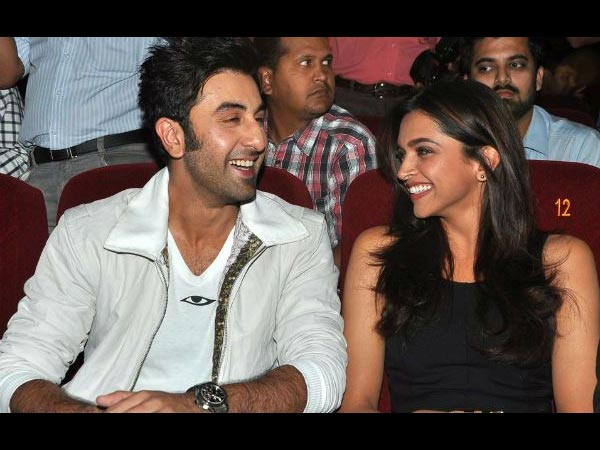 Ranbir and deepika dating again