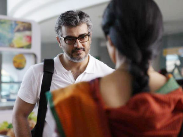 Ajith's Humble Nature Impressed Sridevi