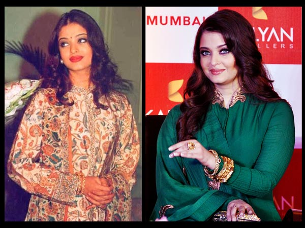 Aishwarya: Then And Now