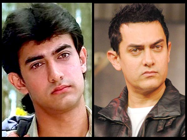 Aamir: Then And Now