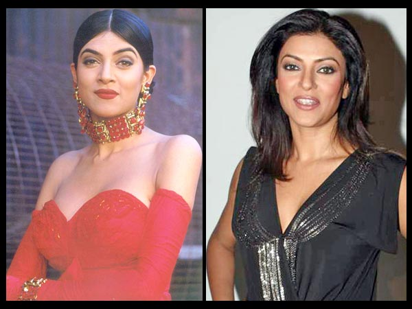 Sushmita: Then And Now