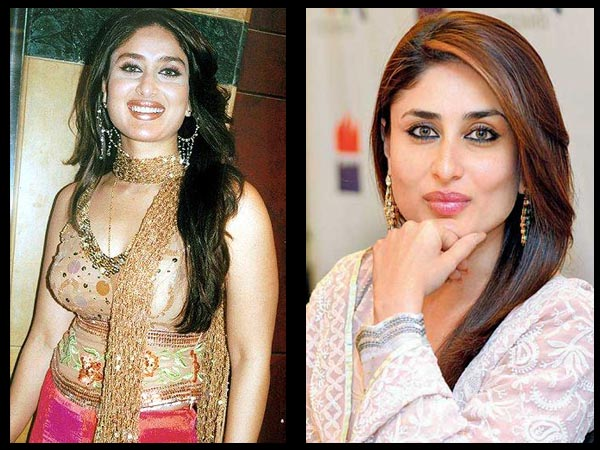 Kareena: Then And Now