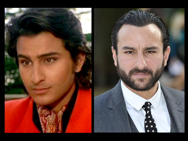 Saif: Then And Now