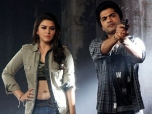Hansika laughs off link up rumours with STR