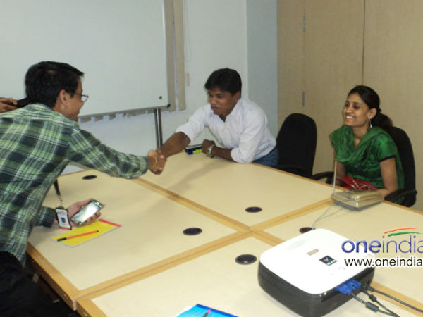 Hussain Basha At Oneindia
