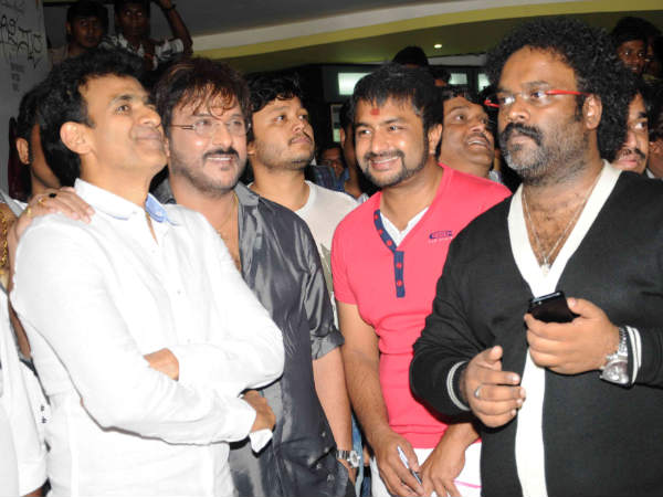 Guests At Crazy Star Audio Launch