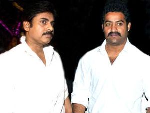 Pawan Kalyan and Jr NTR