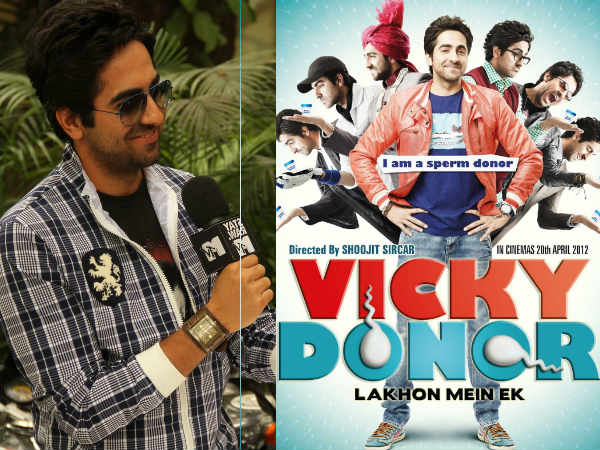 Ayushmann Turned Actor From Anchor