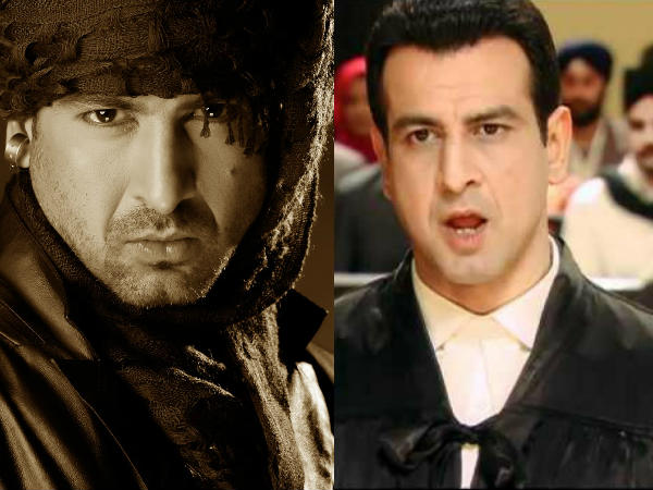 Ronit Roy, A Good Actor