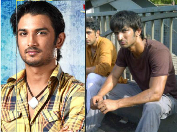 Sushant Singh's Pavitra TV Background