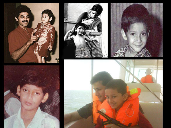 More Rare Mahesh Pictures