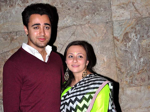 Imran Khan And His Wife Avantika