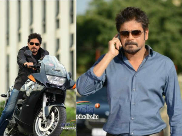 Nagarjuna's Interview