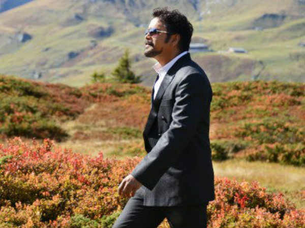 Nagarjuna's Brand New Look