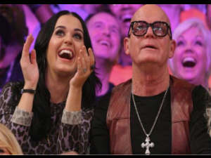 Katy Perry's dad