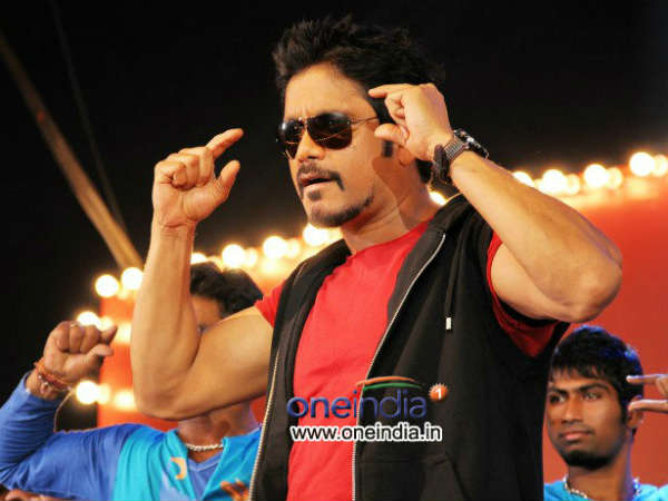 Nagarjuna's Performance In Greeku Veerudu