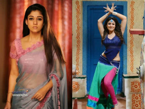 Nayantara's Performance In Greeku Veerudu
