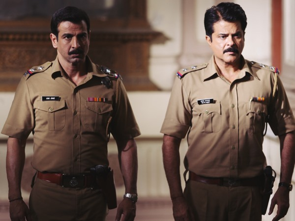 Anil Kapoor In Shootout At Wadala