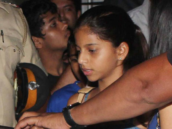 SRK's Daughter Suhana