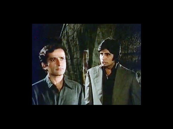 Amitabh Bachchan's 'Deewar' completes 40 years: Some ...