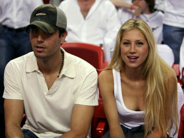 It's wedding time for Enrique Iglesias, Anna Kournikova ... Enrique Iglesias Girlfriend 2014