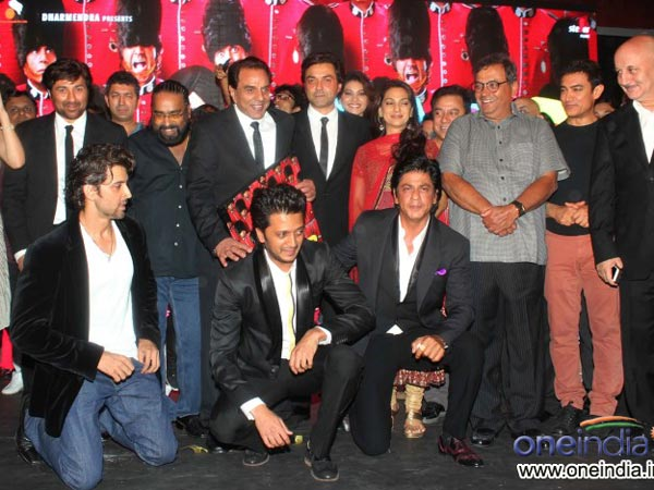 Yamla Pagla Deewana 2 Music Launch