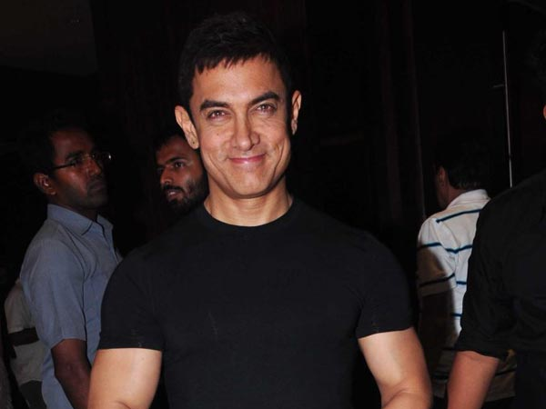 Aamir At YPD 2 Music Launch
