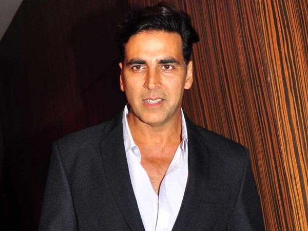Akshay At YPD 2 Music Launch