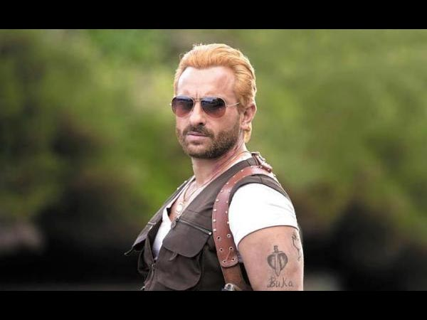 Saif Ali Khan- The Zombie Hunter