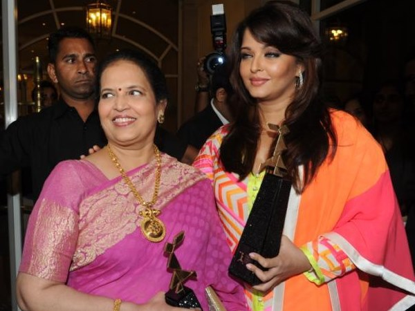 bollywood stars mothers aishwarya rai salman khan mom