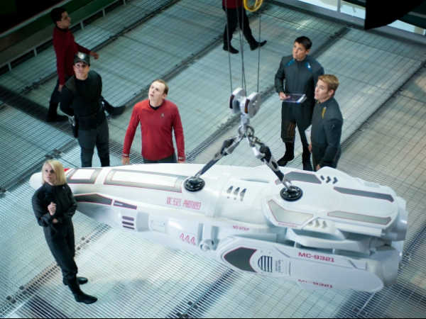 Actors Performances In Star Trek Into Darkness