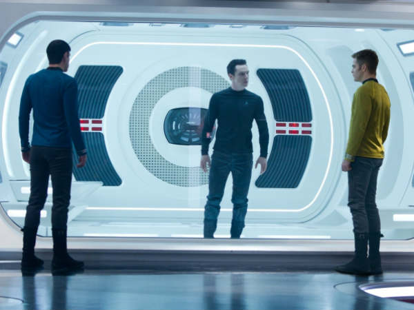 Visual Effects In Star Trek Into Darkness