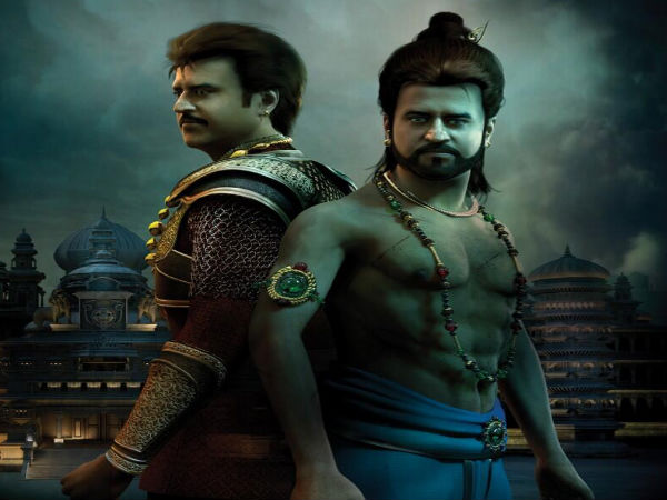 A Still From Kochadaiyaan