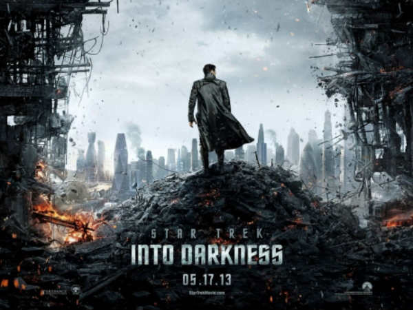 Star Trek Into Darkness - Movie Review