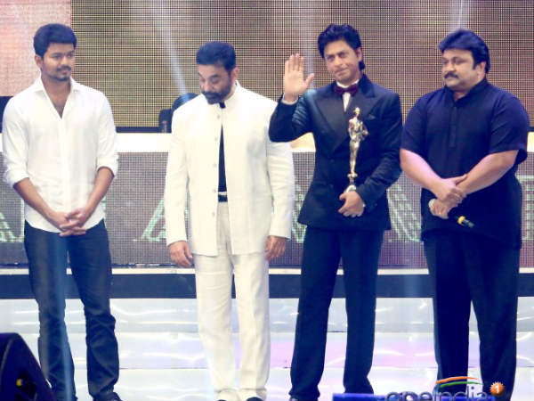 A Picture From Vijay Awards