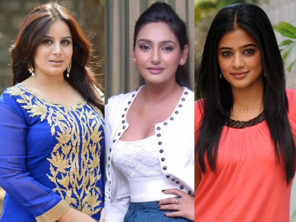 Pooja, Ragini And Priyamani