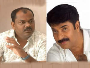 Roshan Andrews and Mammootty