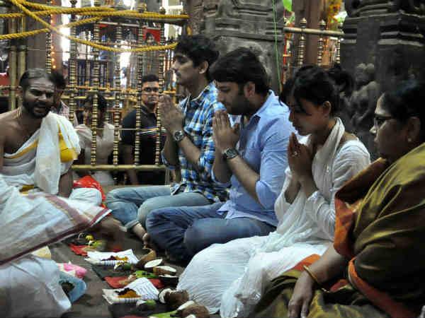 siddharthsamantha raise eyebrows again filmibeat