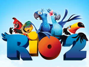 Rio 2 first look trailer