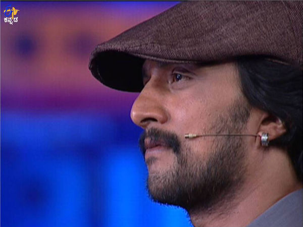 Sudeep In Pic