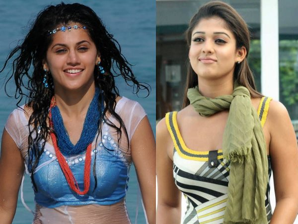 Nayan And Taapsee