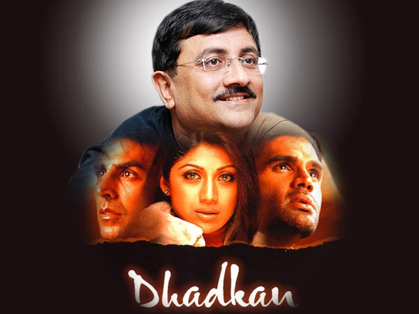 Please tell us something about the script of Dhadkan 2.