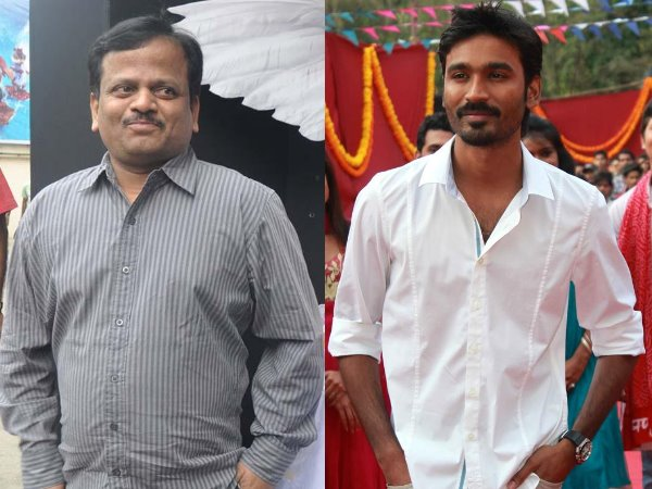 It's not father-in-law Rajini but Dhanush for Anand